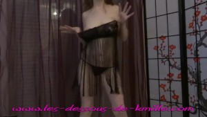 Semaine Sexy - Kmille, nuisette Baby Doll