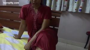 South Indian Masturbating