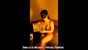 Diana cu de Melancia - apresentacao do Dvd portugal tuga