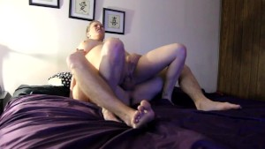 Ashley Rides Reverse Cowgirl & Gets Fucked Hard In Missionary, Big Naturals