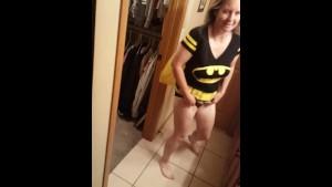 batgirl saving