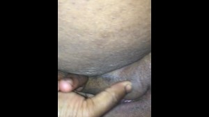 Eating My Creamy Pussy