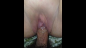 Close-up missionary POV