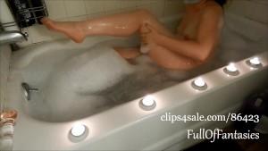 Bubble Bath Shave & Play Teaser
