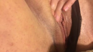 Fingering My Wet Fat Pussy