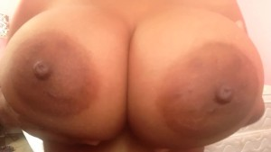 Look at my big 18 year old tits
