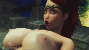 Titjob From a Wind Esper (Xalas Approved)
