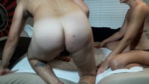 GIA ROSE FUCKS MY ASS WITH A GIGANTIC DILDO! I CRIED LIKE A PUSSY BITCH!!!!