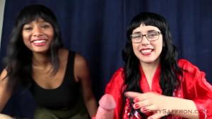 Saffron Teaches Sensual Blowjobs! - Episode 1 - Trailer