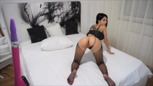 Anisyia Livejasmin JOI jerk off instructions