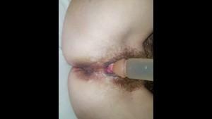 My cock sucker masterbating