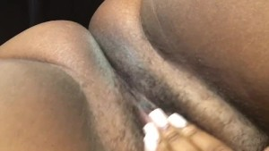 Hairy Pussy Play