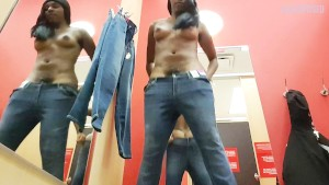 TRAILER: Trying on Jeans in the Target Dressing Room pt. 1
