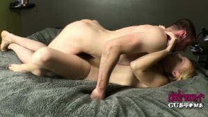 Amateur Couple Straight Missionary Sex