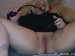 How Many Pumps Can My Pussy Take With This Inflatable Toy?