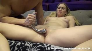 G spot squirting masturbation