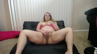 Hot Chubby Girl Cum...