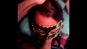 Masked whore POV