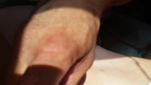 Road head while husband finger bangs me