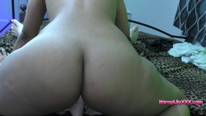 Horny Lily Small Dick Humiliation