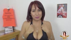 Mirar senos es Sano (Watch boobs is healthy) - El Rinconcito de Gina