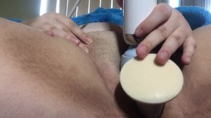 Fucking and Vibrating until Orgasm