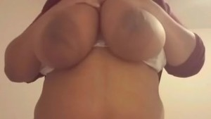 Massive Big Natural Titts