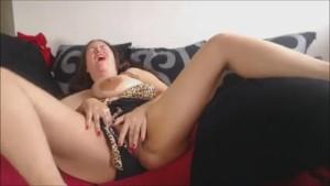 Rubbing my pussy through my bikini
