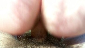 I pee on his cock outdoors then I ride him hard - Cum on my ass
