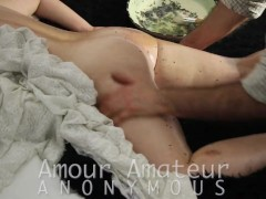 Egyptian Erotic Balm Massage - Part Two - Gluteus and Back