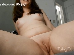 First Time with Vibrating Butt Plug teaser clip