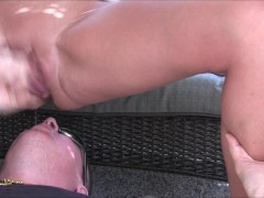 Cum filled pot of gold (video preview)