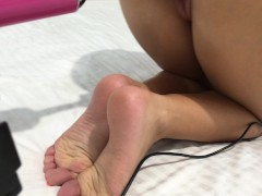 Anisyia Livejasmin 4KHD behind the scenes POV pussy destruction