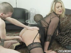 "LEIGH DARBY IN "" MY FRENCH STEPSON"" full scene."