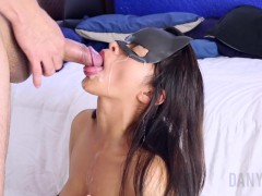 Candy Mexican Teen, just Facial by DanyLust