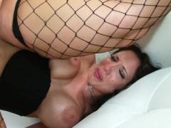 : Big Booty girls Krissy Lynn & Kelly Divine get tied up & fucked anal - BBC