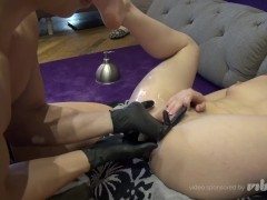 Anal Play 101 with Kenneth Play and Riley Reyes (Sex Hack How To)