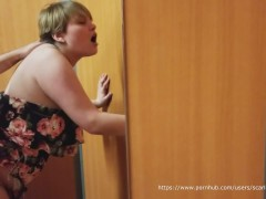 Scarlett Knightley - Fucking In Dressing Room On First Date