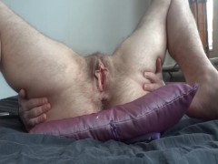 Ftm transman submissive pussy empty & desperate for cock