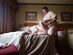 Chaser rides superchubs fat dick