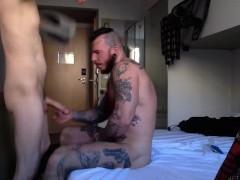 NASTY ROUGH BREEDING WITH XL GERMAN PIG