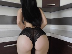 Amateur toy double penetration with a butt plug at first time - Mini Diva