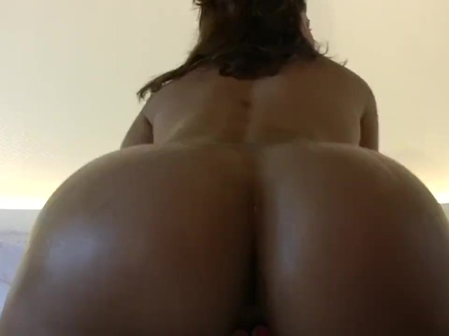 Hot Latina With Perfect Ass in Her First Anal.(amateur)