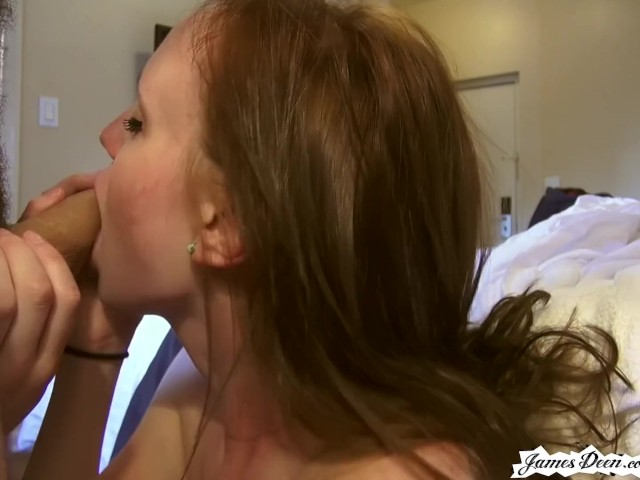 Amateur Red Head Sucks and Fucks Pornstar James Deen in Hardcore Sex Tape -  Free Porn Videos - YouPorn