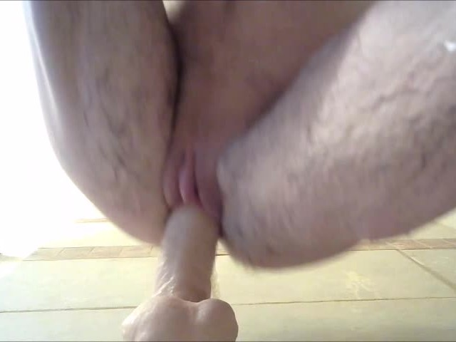 Ftm Riding Thick Cock - Gets Messy