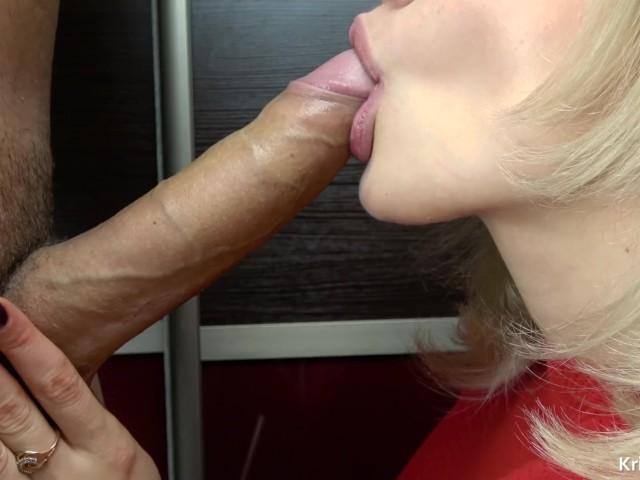 Teen Closeup Blowjob And Horny Swallow Cum, 4K Ultra Hd -4739