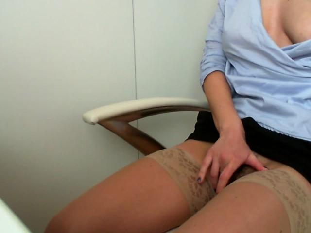 Masturbate at Work :day 71:teasing You