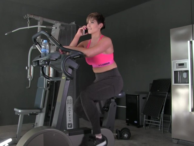 Fucked by My Personal Trainer in the Gym Xxx - Free Porn Videos - YouPorn