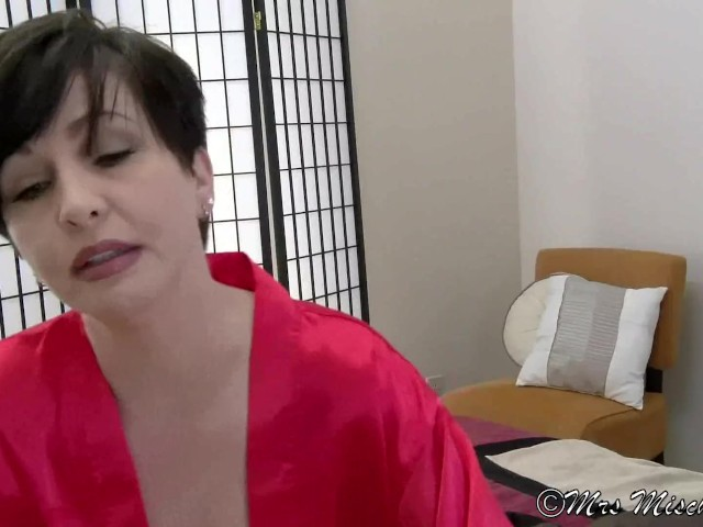 Fucking Your Whore-of-a-stepmother - Mrs Mischief Step Mom Pov Virtual