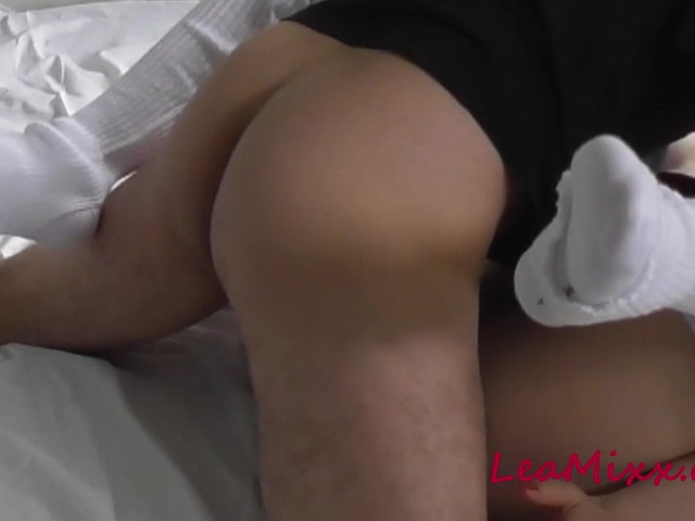 Horny Schoolgirl With Nice Ass Fucked Before School. Pov, Cunnilingus Etc